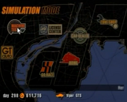 GT3 Simulation
