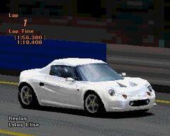 Lotus Elise '96 (GT2)