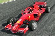 Ferrari F2007 (Standard, Glitched)