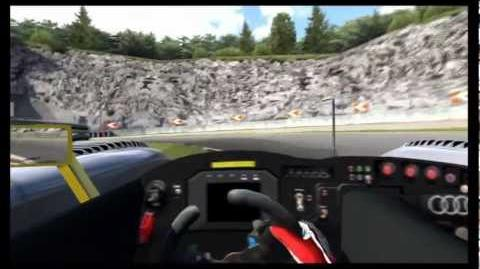 Gran Turismo 5 Audi R8 Race Car '01 Grand Valley Speedway HD