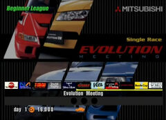 Evolution Meeting (Beginner)