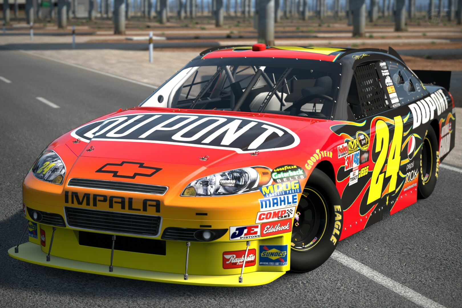 image 2010 jeff gordon 24 dupont chevrolet impala 39 gran turismo wiki fandom. Black Bedroom Furniture Sets. Home Design Ideas