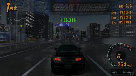 Gran Turismo 3 - Mitsubishi FTO GP Version R '97 PS2 Gameplay HD