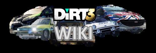 DiRT 3 Wiki