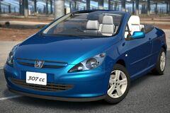 Peugeot 307 CC Premium AVN '04