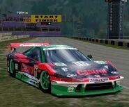 Honda Castrol Mugen NSX GT (JGTC) '98