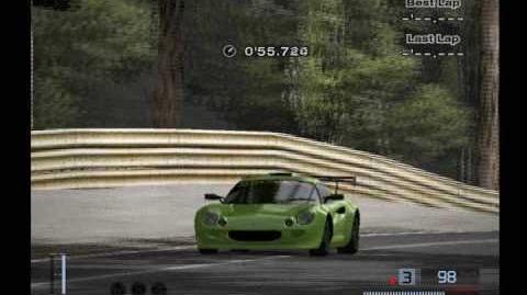 GT4 Lotus MotorSport Elise @ El Capitan