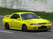 Nissan SKYLINE GT-R (R32) '91 (Special Color)