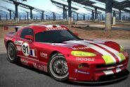 Dodge Viper GTS-R Team Oreca -91 '00