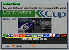 Lightweight K-Car Cup (Beginner)