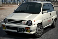 Honda CITY Turbo II '83