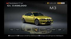 BMW M3 '04