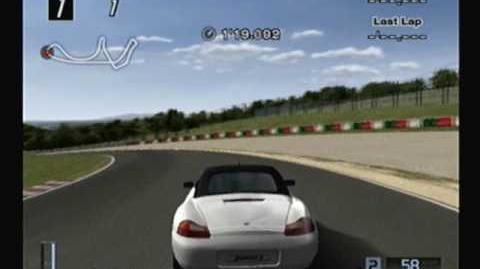 Gran Turismo 4, 416 of 708 cars 2000 RUF 3400S