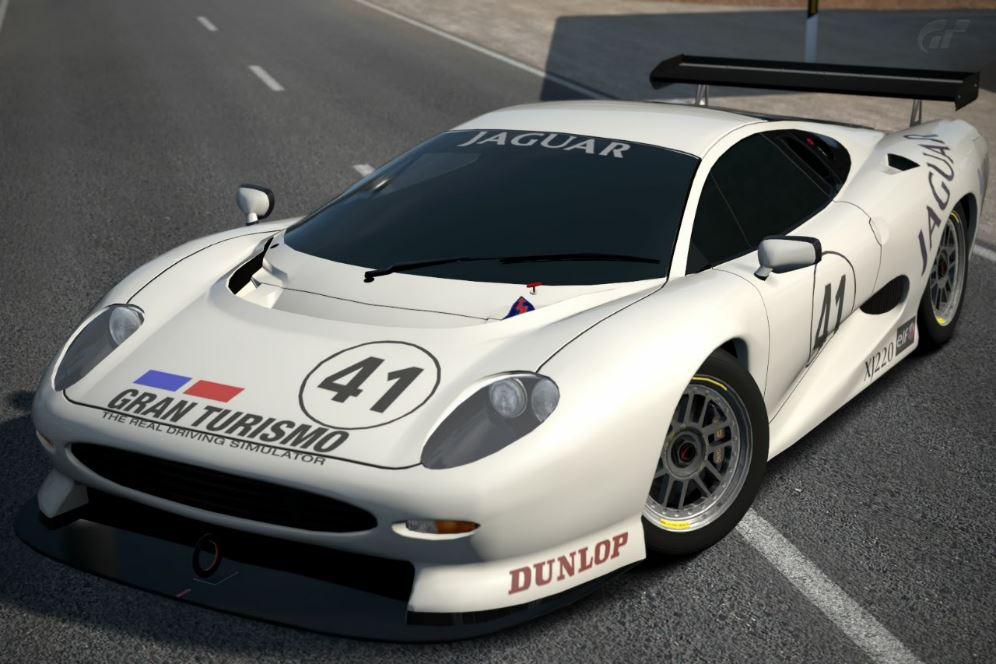 Jaguar Lm Race Car Gran Turismo Wiki Fandom Powered By Wikia