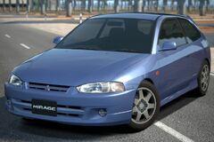 Mitsubishi MIRAGE CYBORG ZR '97