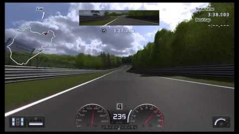 Gran Turismo 5 Nurburgring Peugeot 905