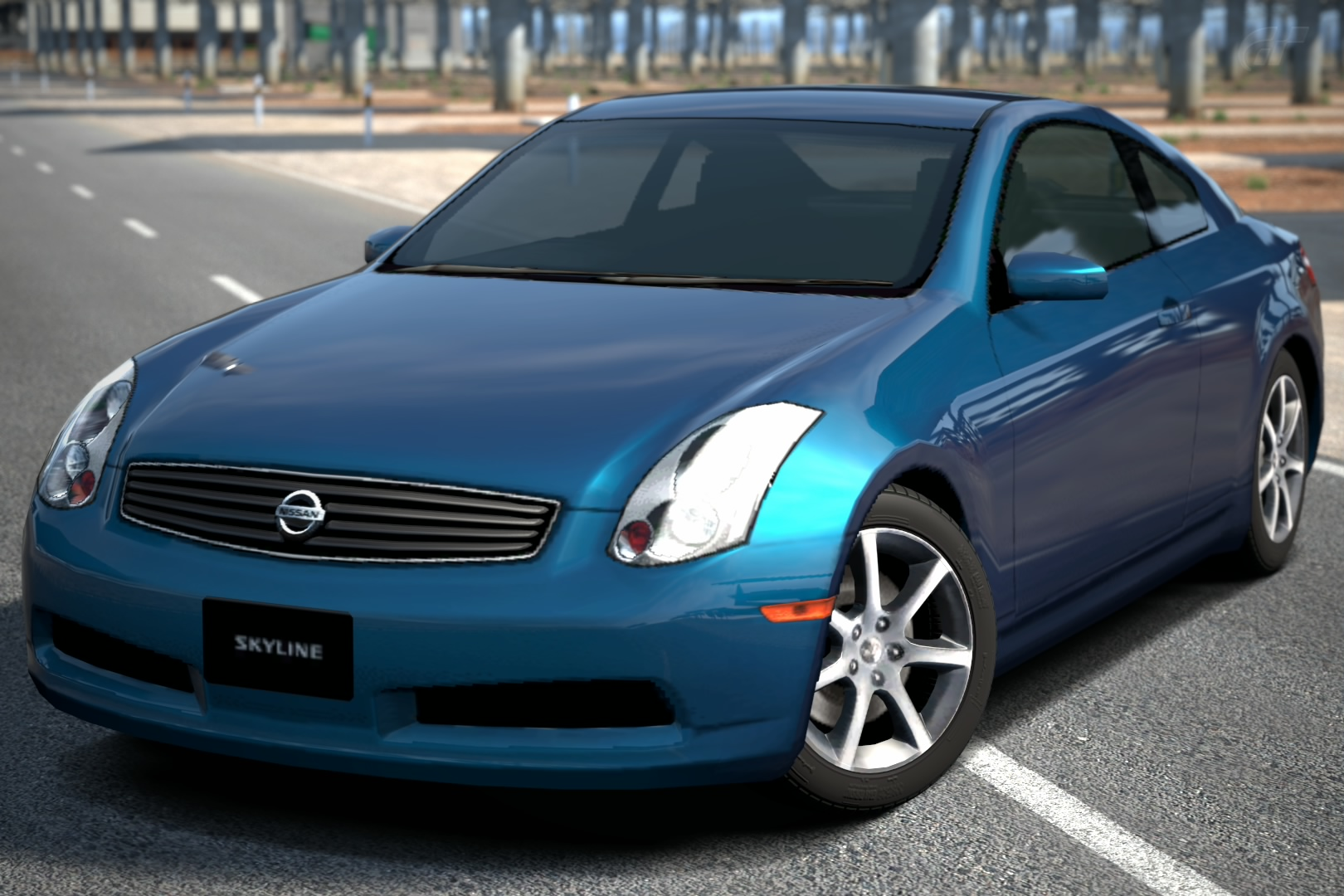 Nissan Altima Wiki >> Nissan SKYLINE Coupe 350GT '03   Gran Turismo Wiki ...