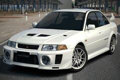 Mitsubishi Lancer Evolution V GSR '98