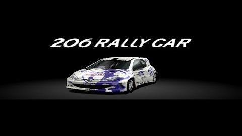 Gran Turismo 2 - Peugeot 206 Rally Car HD Gameplay