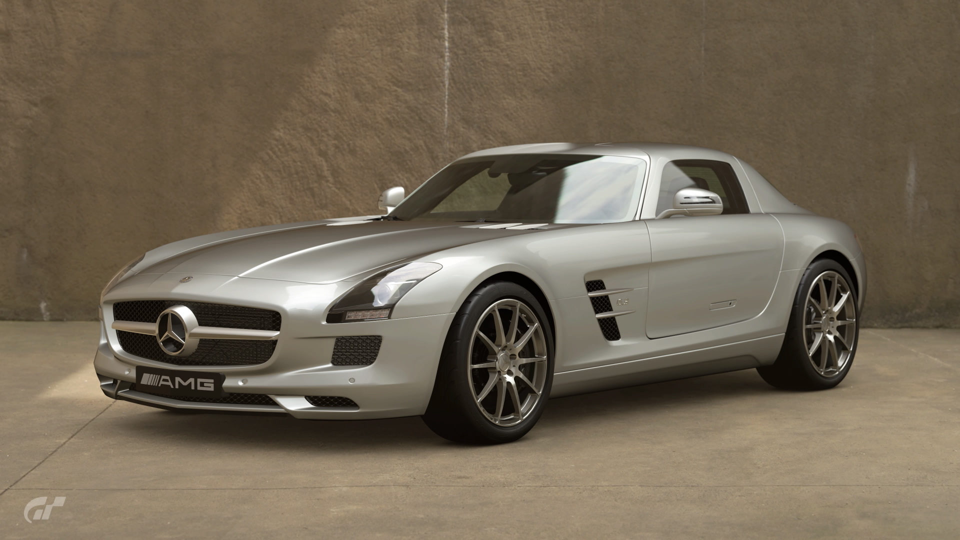 mercedes benz sls amg 39 10 gran turismo wiki fandom powered by wikia. Black Bedroom Furniture Sets. Home Design Ideas