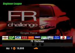 FR Challenge (Beginner)