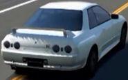 Nissan SKYLINE GT-R N1 (R32) '91 (Back)