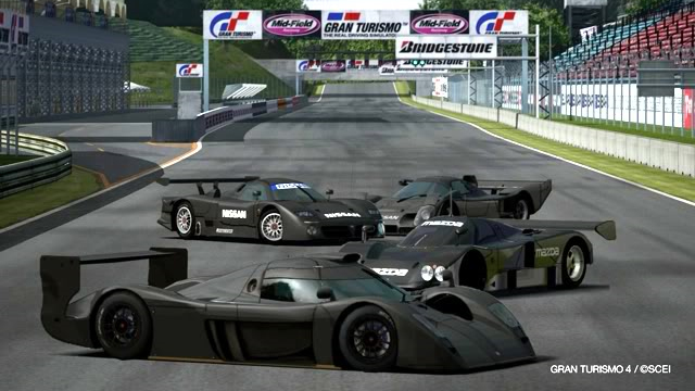 black cars gt4 gran turismo wiki fandom powered by wikia. Black Bedroom Furniture Sets. Home Design Ideas