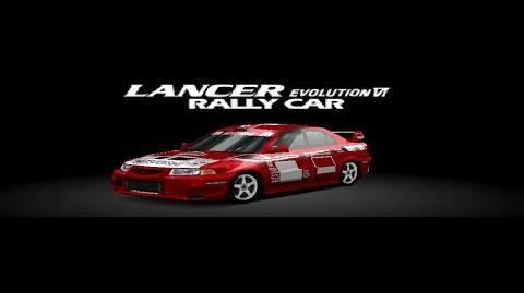 Gran Turismo 2 - Mitsubishi Lancer Evolution VI Rally Car '99 HD Gameplay