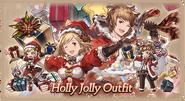 Mc santa outfit