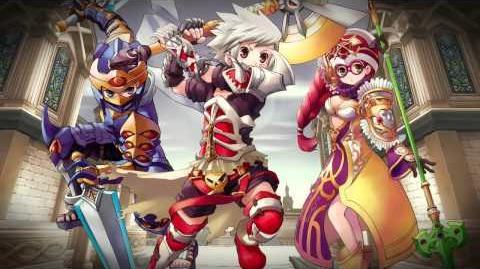 Grand Fantasia Level 100 Expansion trailer