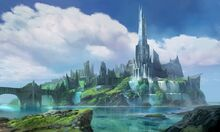 Fantasy city concept rise to the throne by atomhawk-d8pw1ra-1-