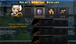 S treasure open