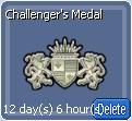 ChallengerMedal