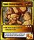 Giant Stone Golem Card