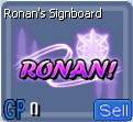 RonanSignboard