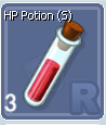 HP Potion (S)