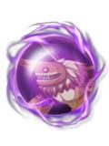 Giant Drillmon Chaos Orb