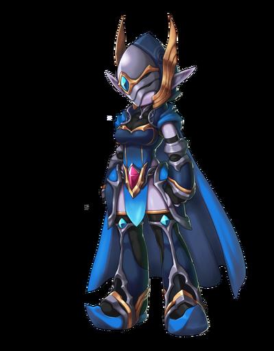 Dark Elven Rider