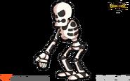 26 Skeleton