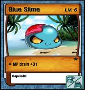 Lvl 6 - Blue Slime