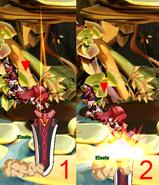 Swordmaster Jump atk down