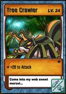 Lvl 24 - Tree Crawler