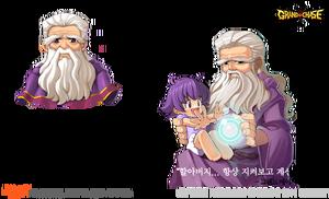 Arme Grandfather