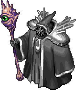 Lord's Ghost (Wand)