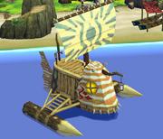 Sea Dragon Departs