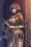 Lisha, Assassin