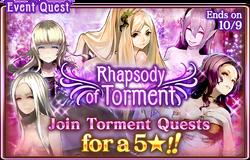 Rhapsody of TormentBanner