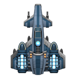 Federation Leopard Fighter