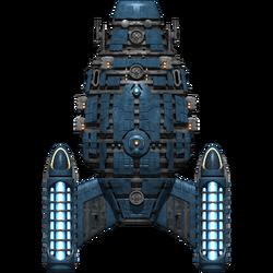 Federation Tiger Cruiser