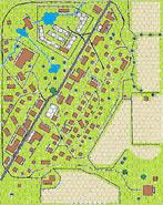 Map Bendwyn